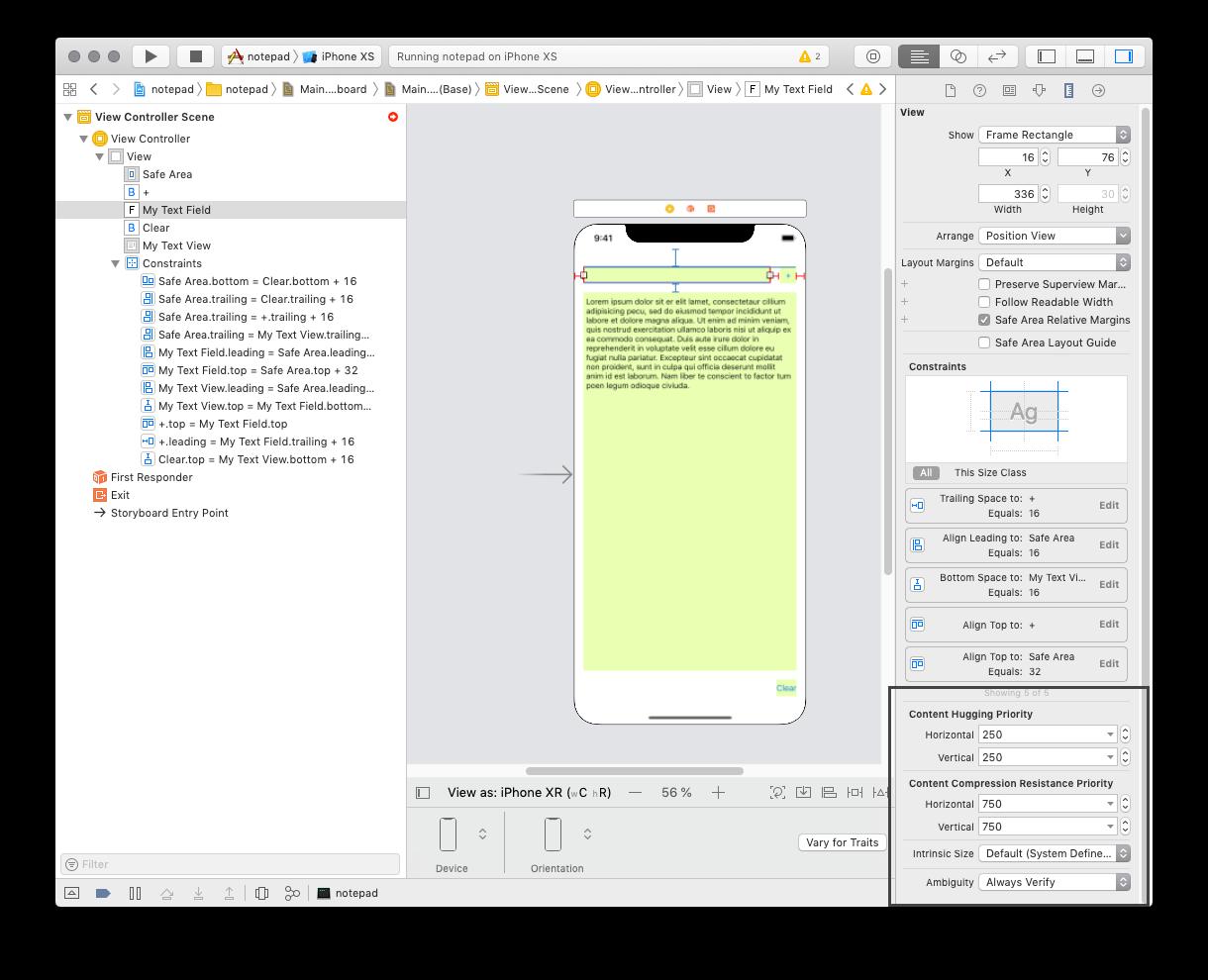 Découvrir Autolayout pour iOS