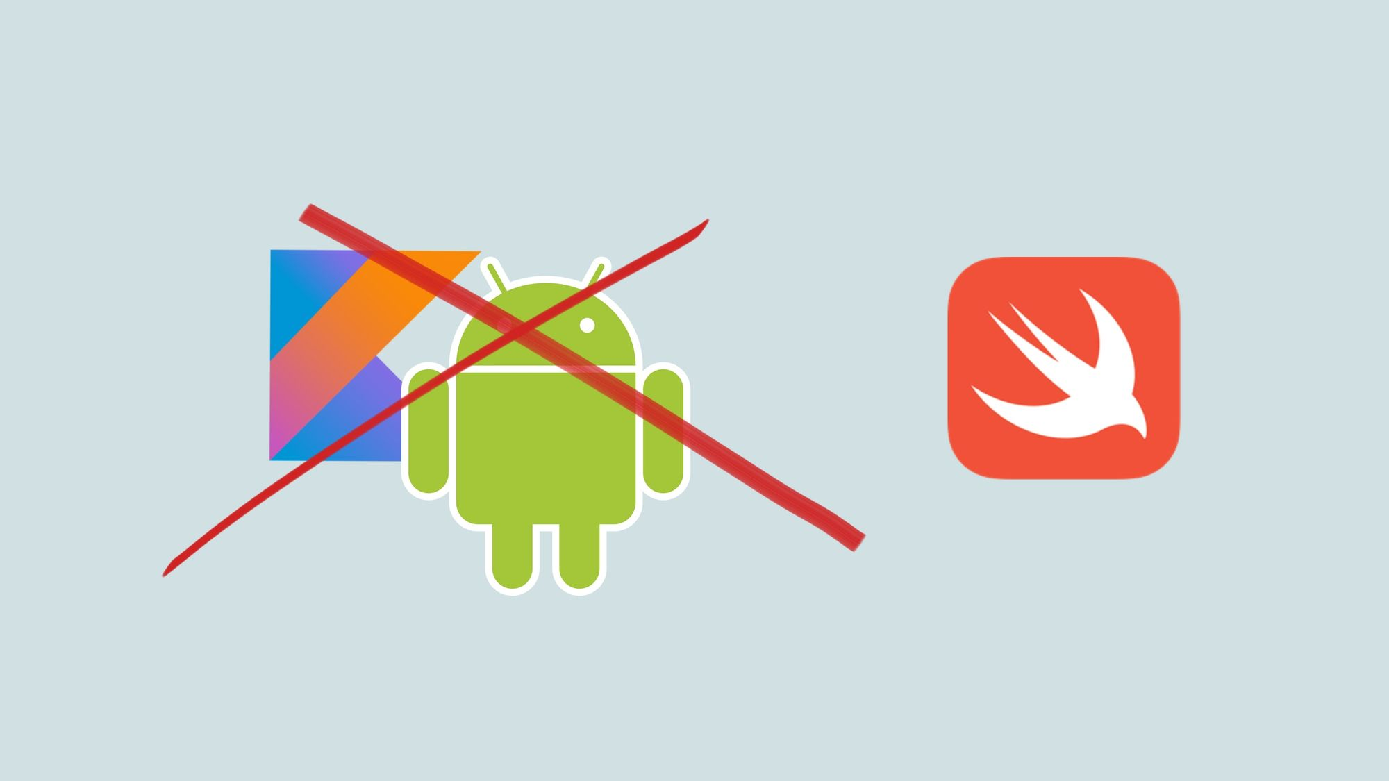 Bye Android. Bonjour Android.