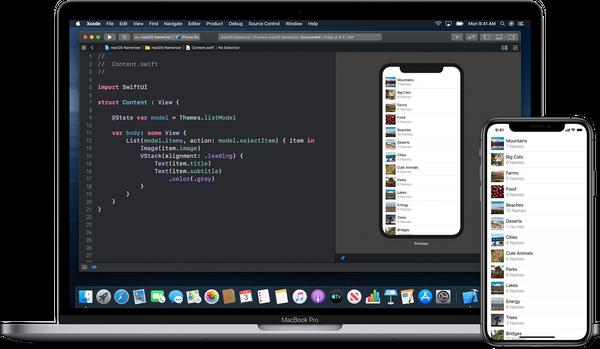 SwiftUI : La petite révolution du developpement Swift